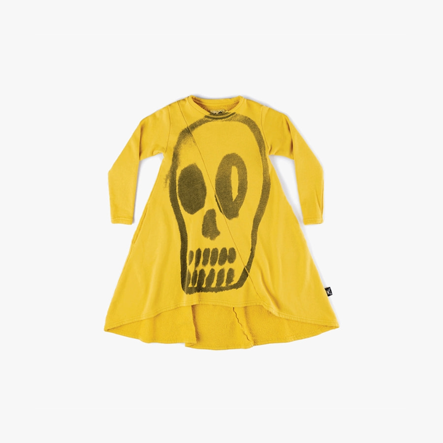 Dizzy skull 360 dress (Baby)