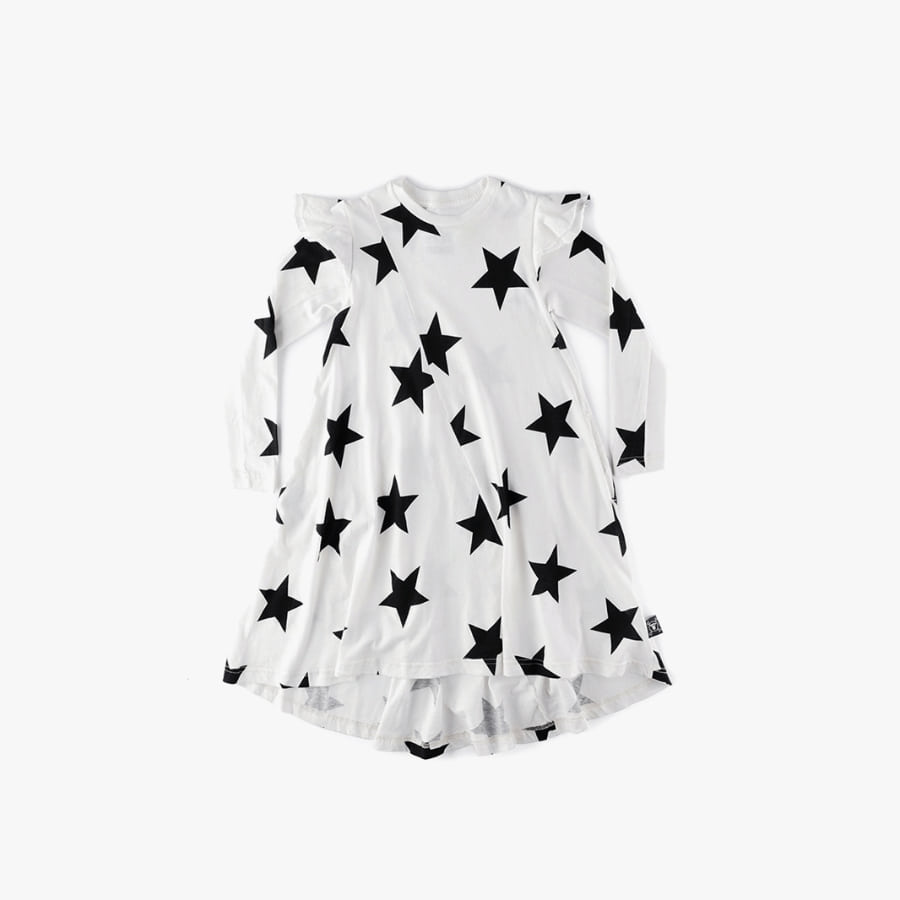 Ruffled sleeve 360 star (Baby)