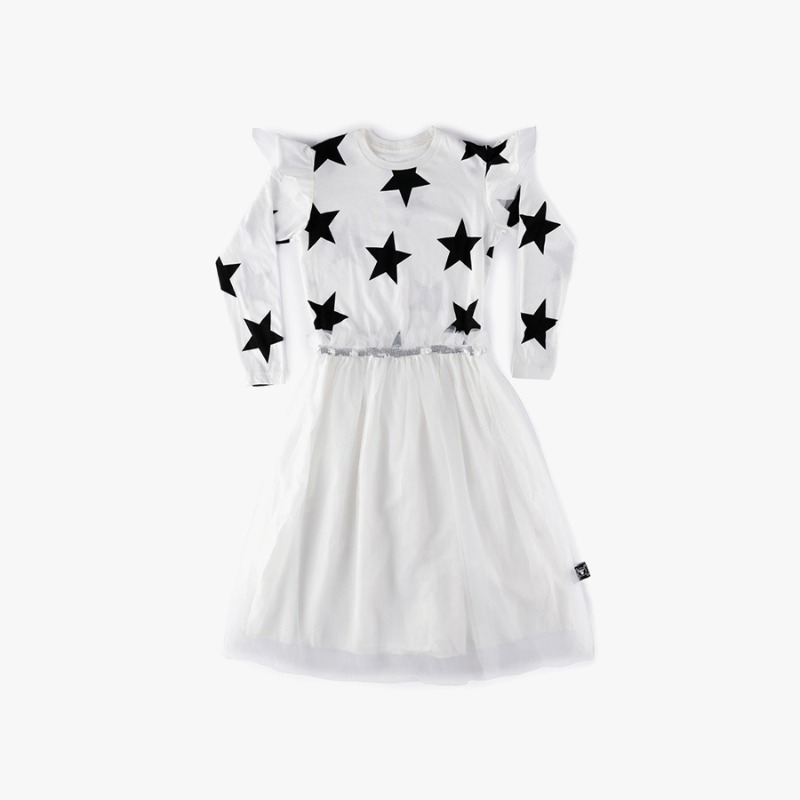 Star tulle dress (Baby)