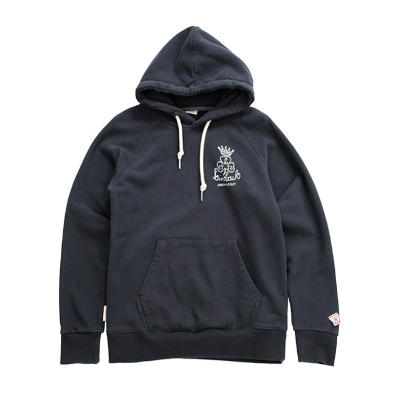 Sweat Hoody  Charcoal