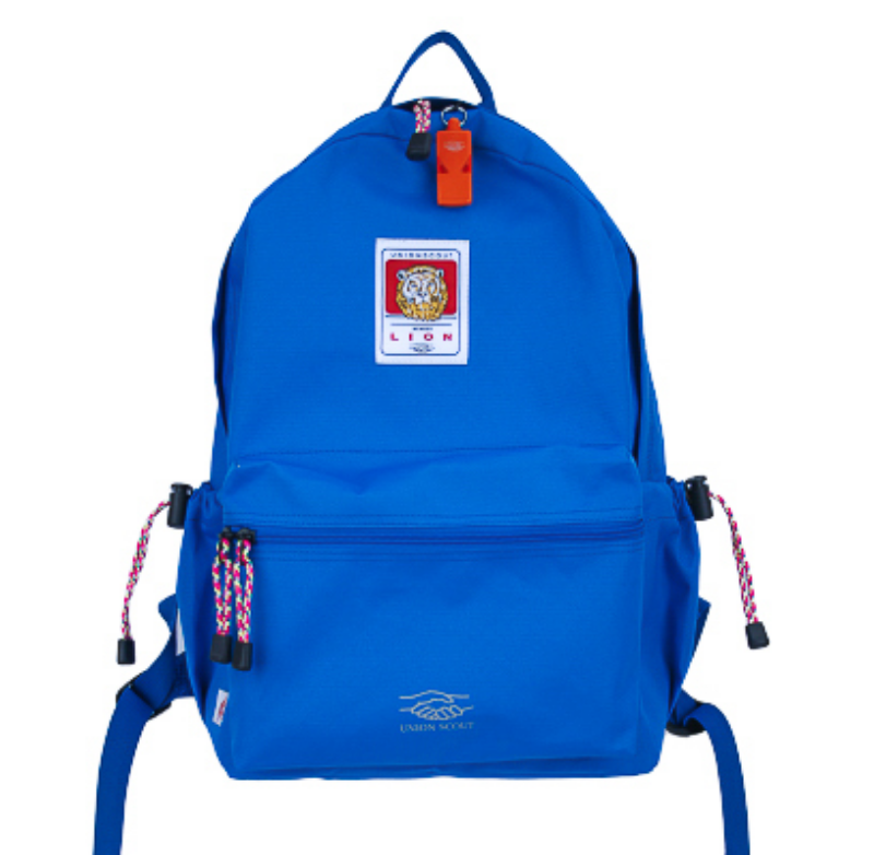 BackPack Solid Blue